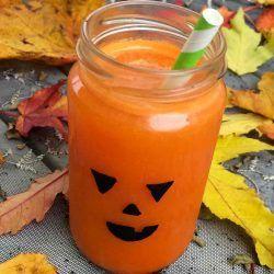 pumpkin carrot juice