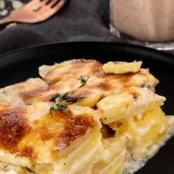 Scalloped vs Au gratin potatoes