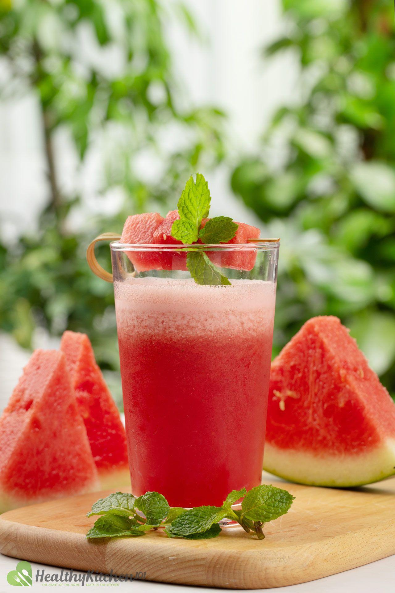 Is Watermelon Healthy