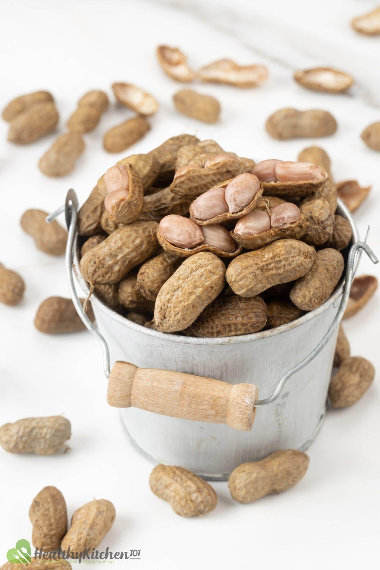 homemade boiled peanuts recipe