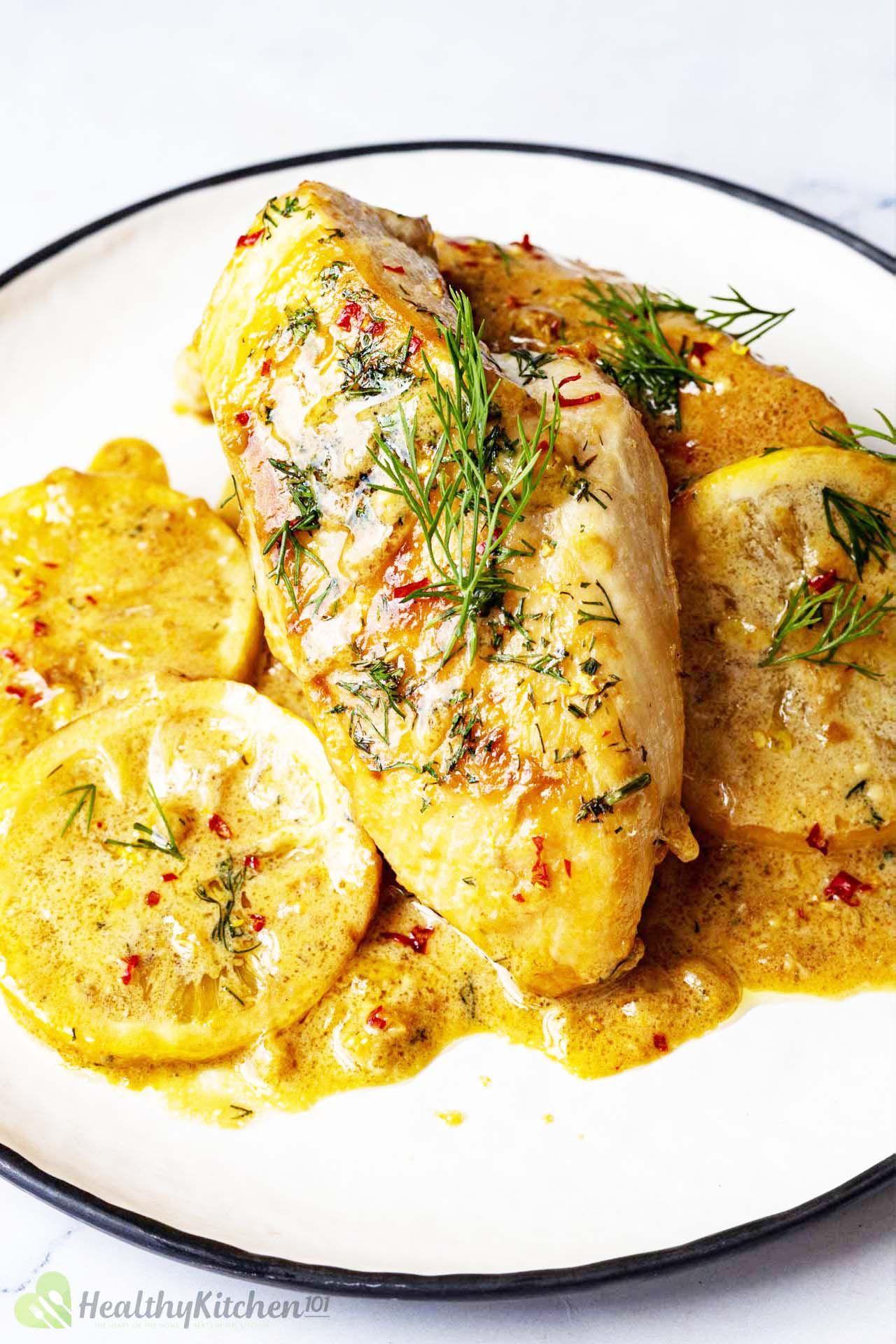 Is Lemon Chicken Healthy