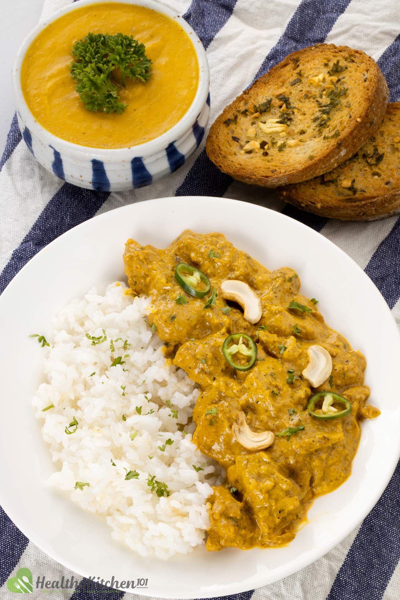 Homemade Chicken Korma Recipe