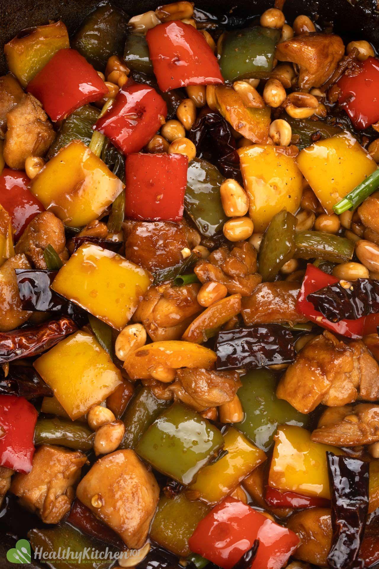 Homemade Kung Pao Chicken Recipe