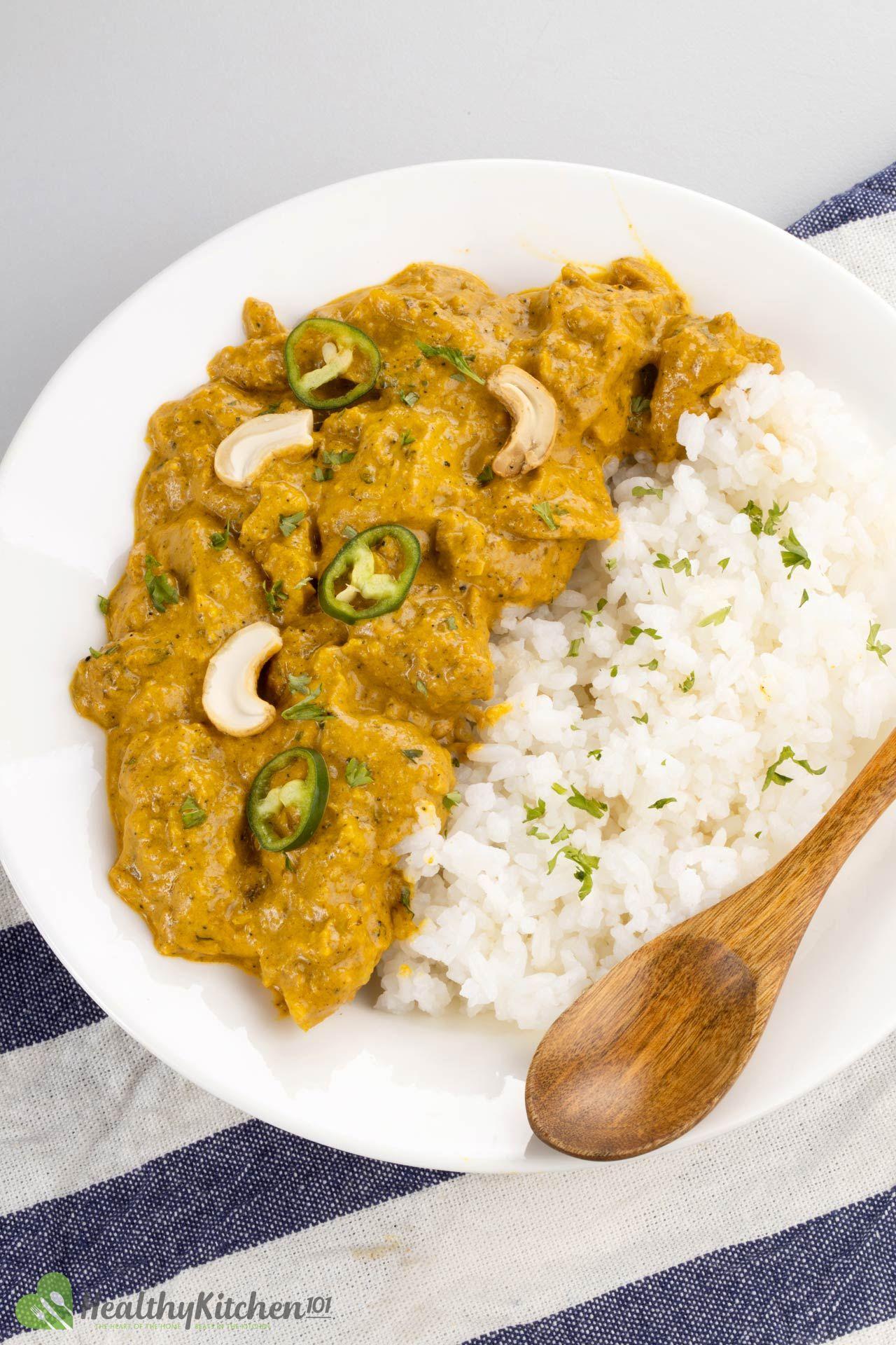 Is Chicken Korma Spicy?