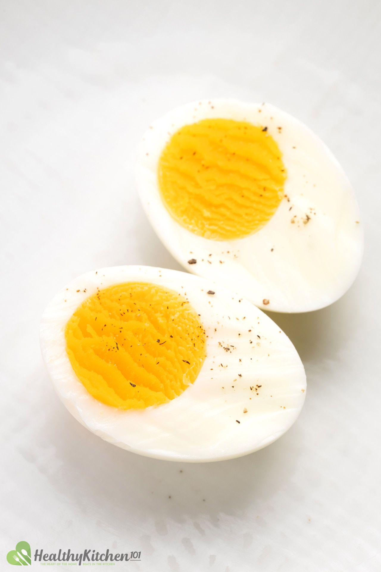homemade boiled Eggs Recipe