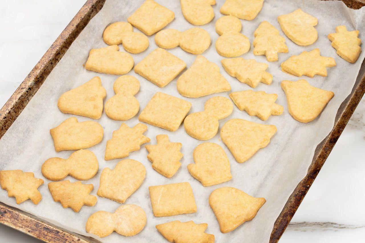 step 10: Bake the cookies