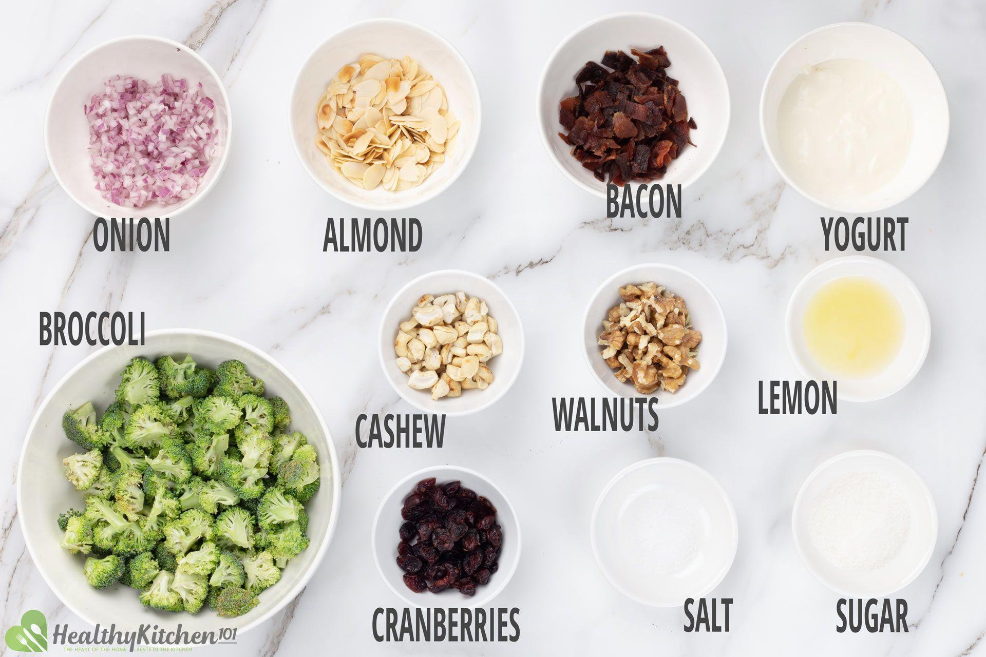 Broccoli Salad Ingredient