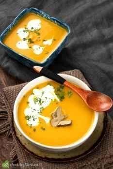 Can pumpkin Soup Be Kept Overnight in A Fridge
