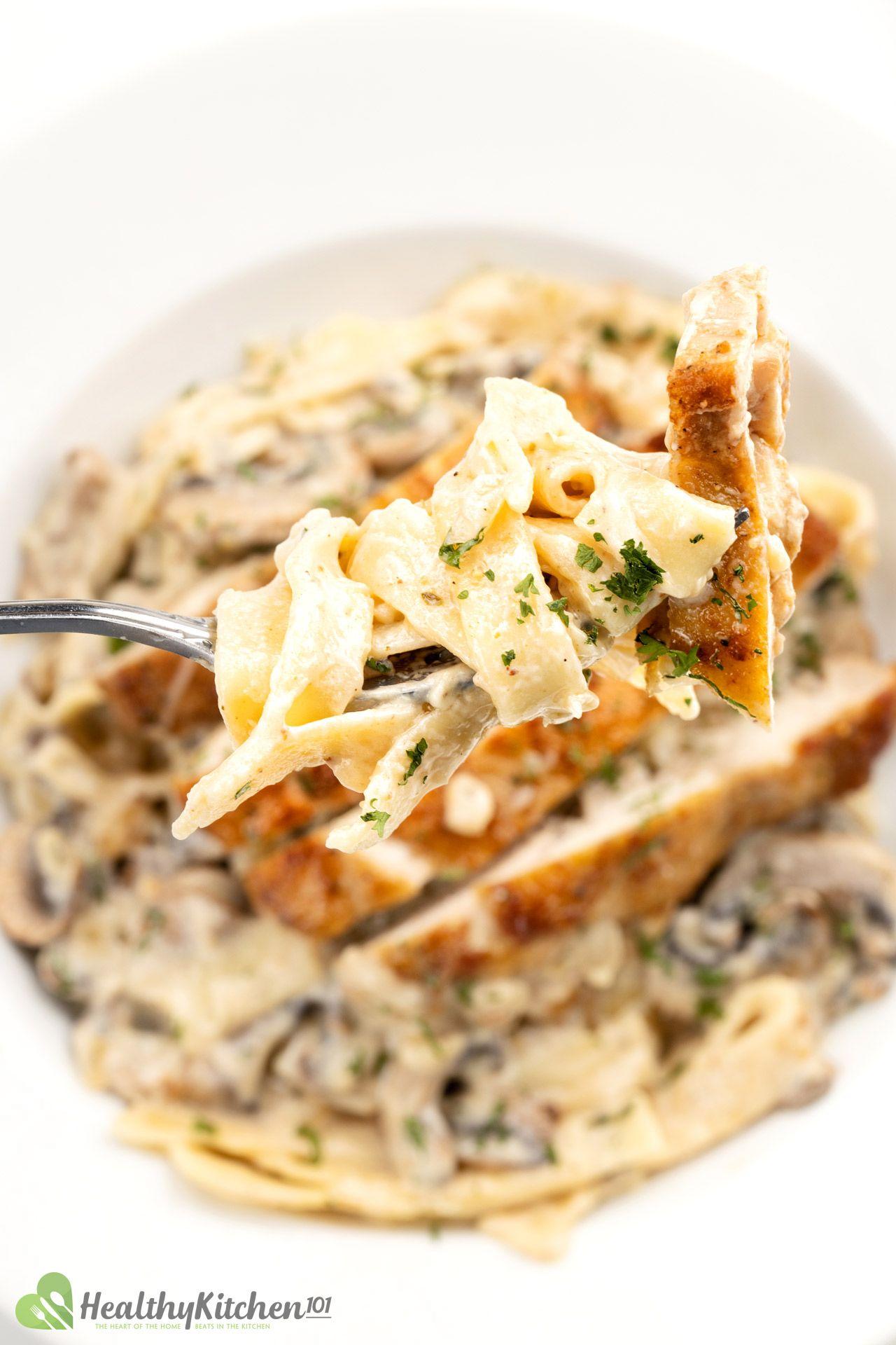 Best Pasta for Chicken Alfredo Recipe