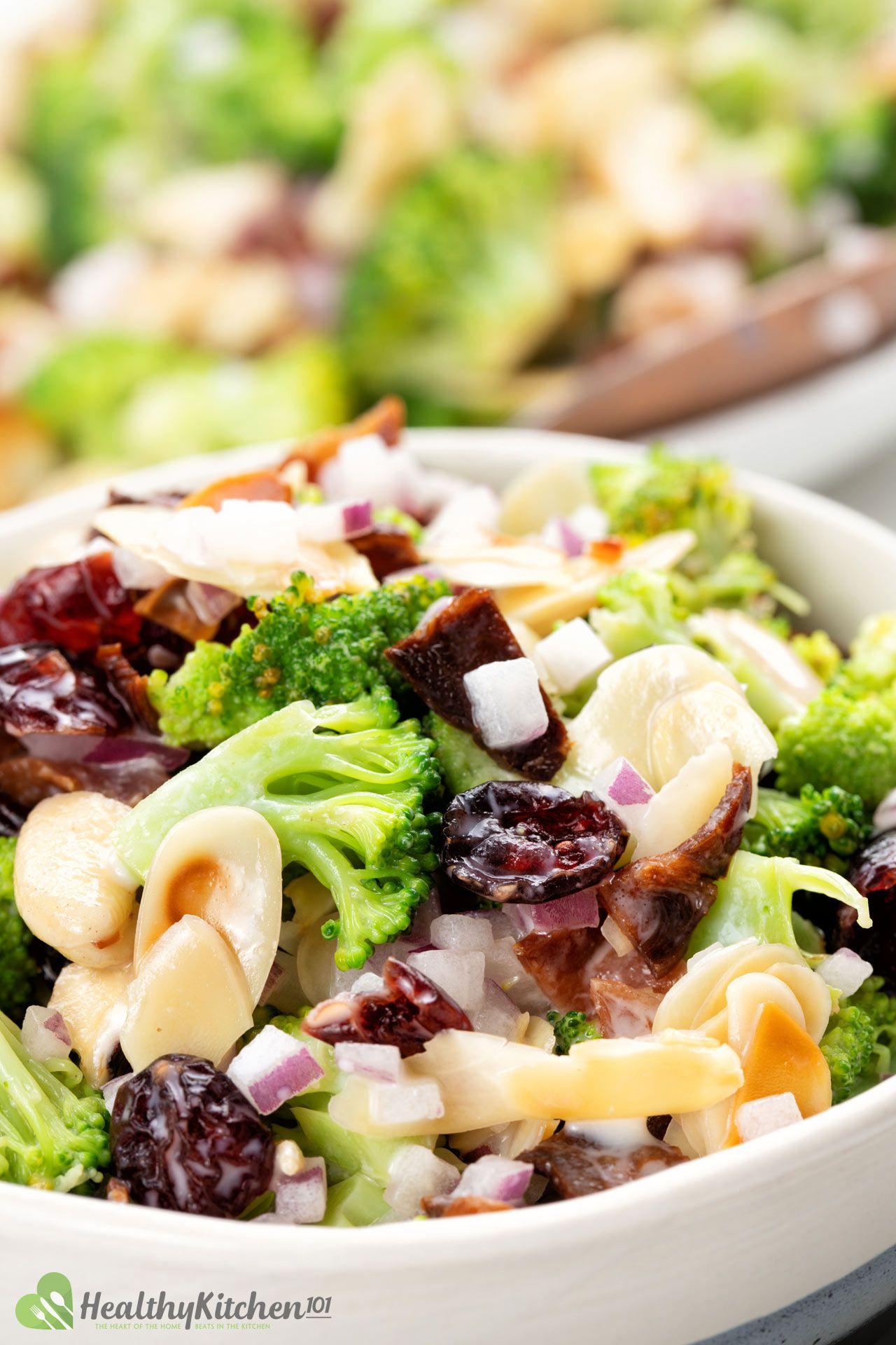 Is Broccoli Salad Healthy