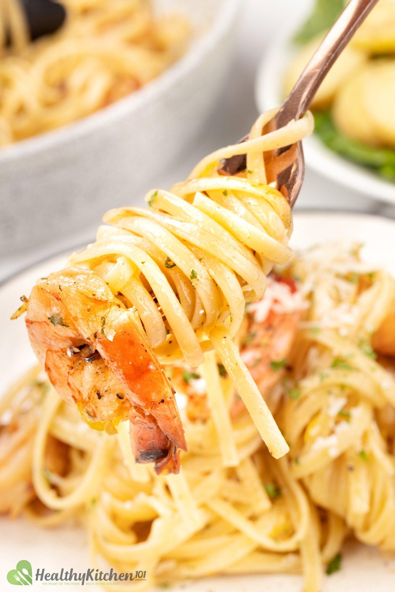 Is Shrimp Scampi Healthy?