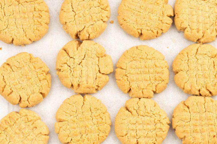 Step 8: bake the cookies.