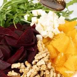 Beet Feta Salad Dressing