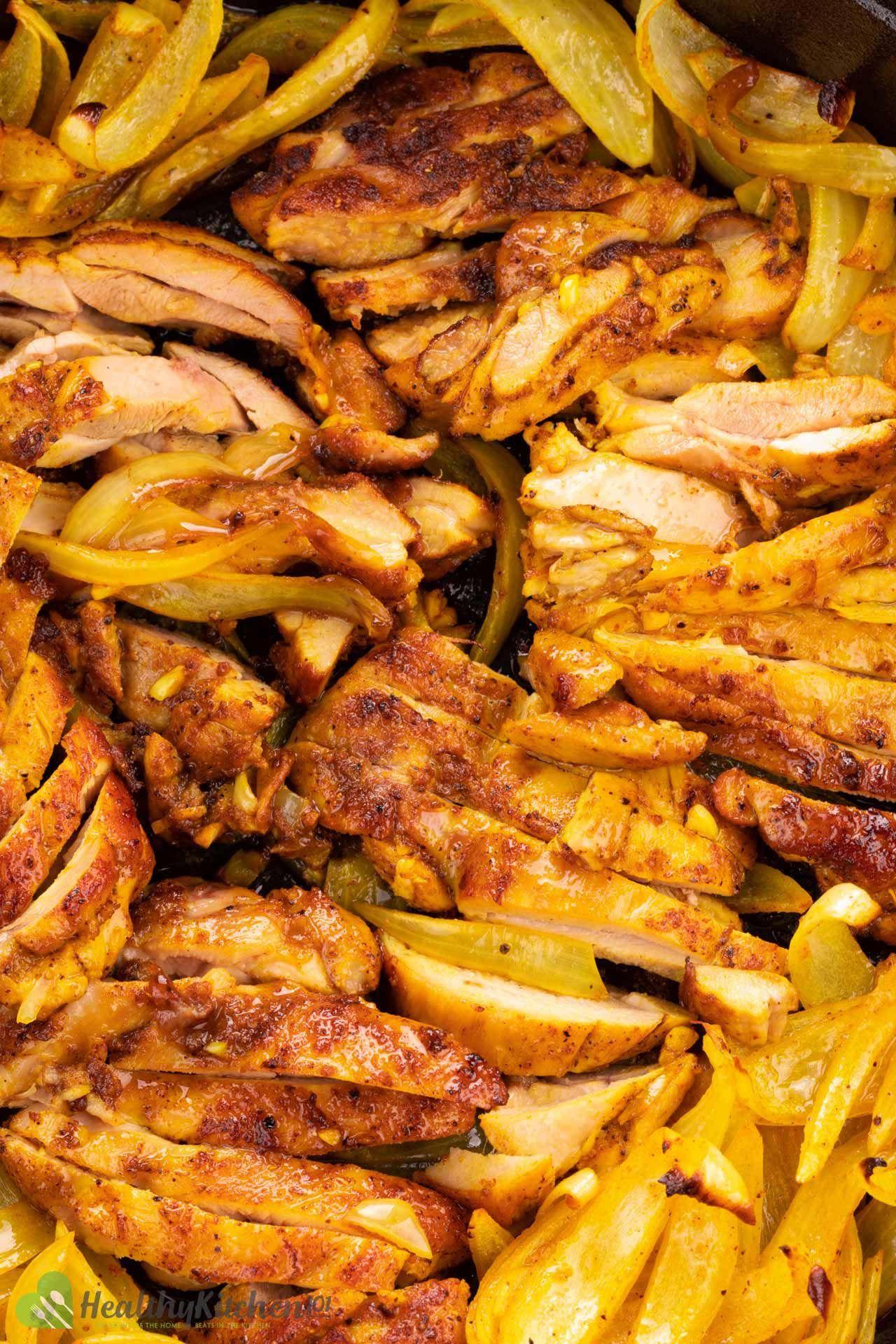 Healthy Chicken Shawarma Recipe