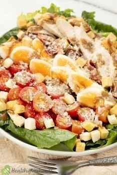 Homemade Caesar Salad Recipe