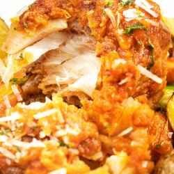 Homemade Baked Cod Recipe