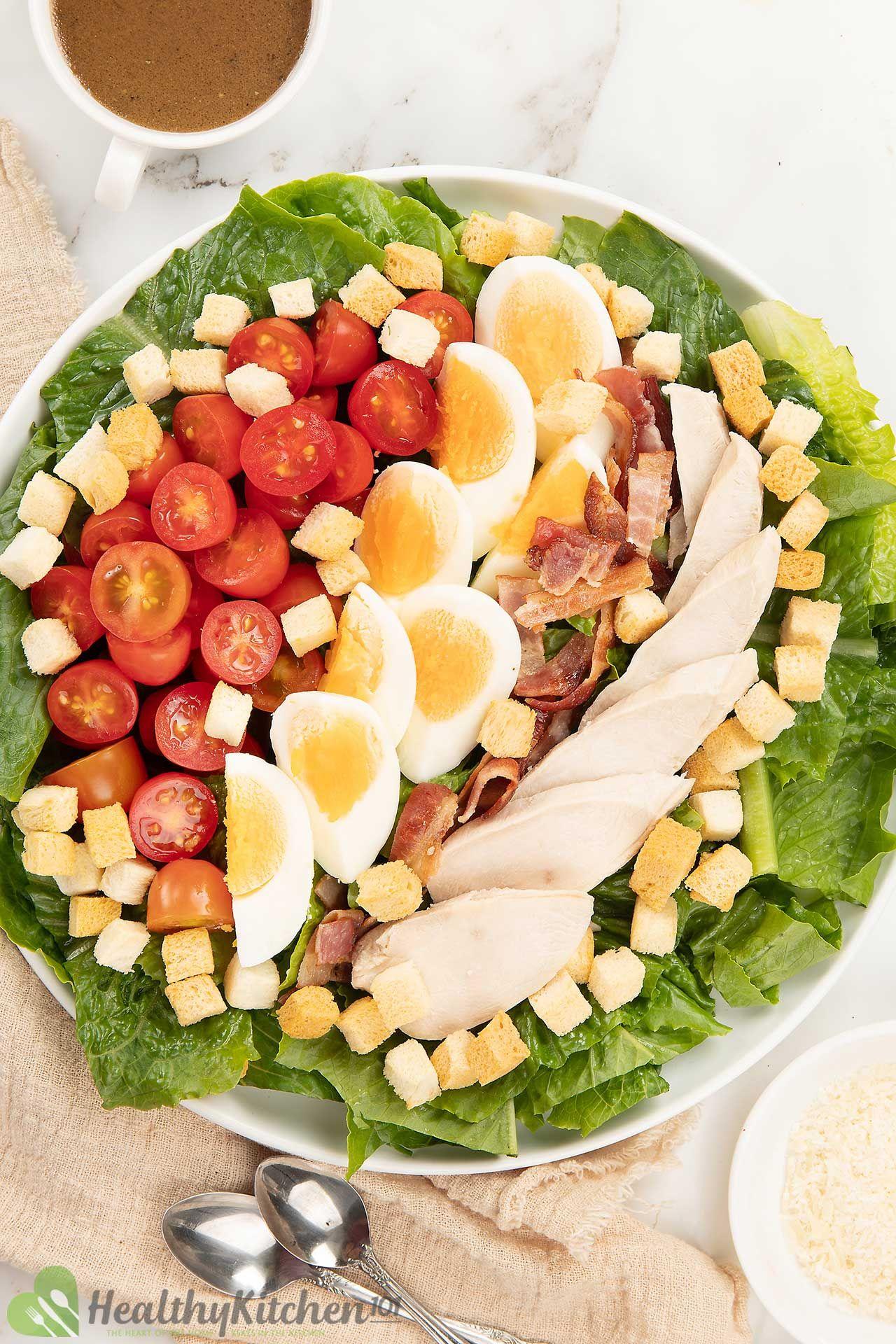 Caesar Salad Recipe Healthy