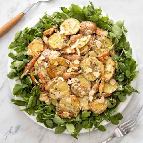 Light Mustard Potato Salad Recipe