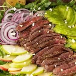 Steak Salad A Combination Salad
