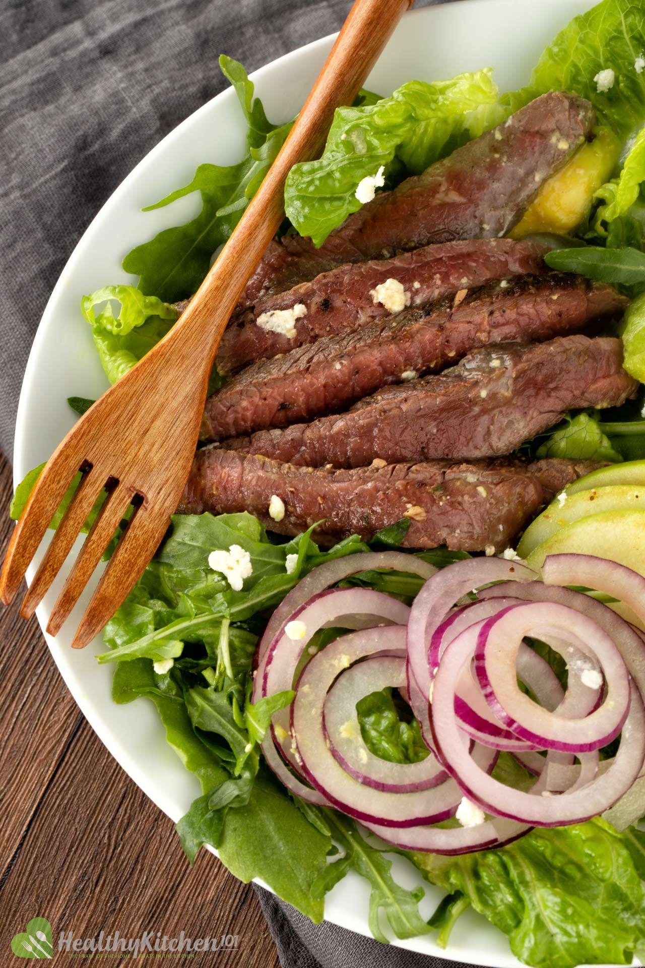 What Kind of Steak Cut Good For Steak Salad
