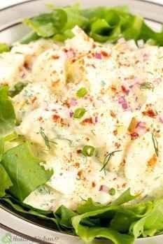 Homemade Egg Salad Recipe