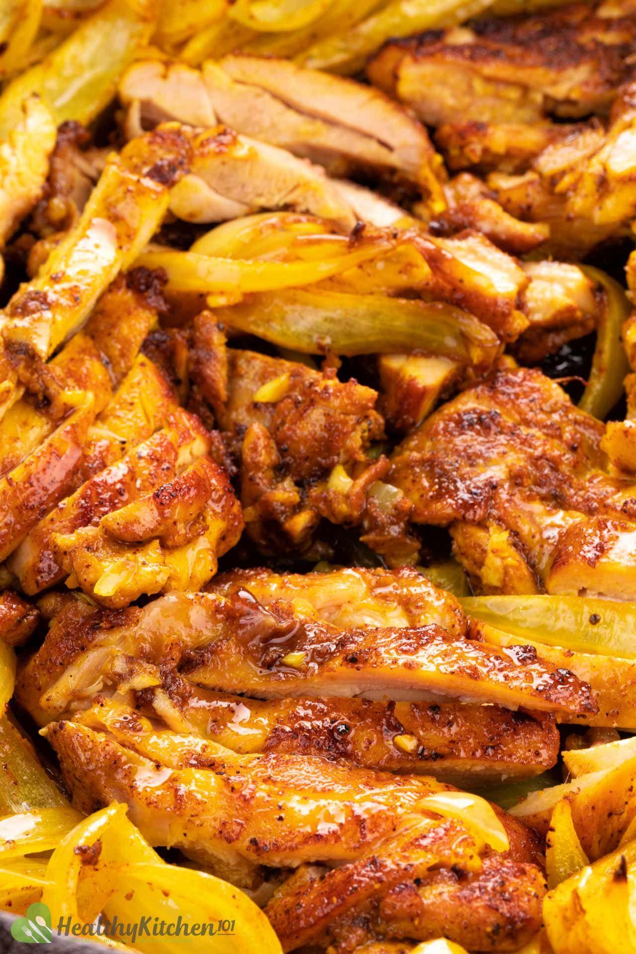 Homemade chicken Shawarma recipe