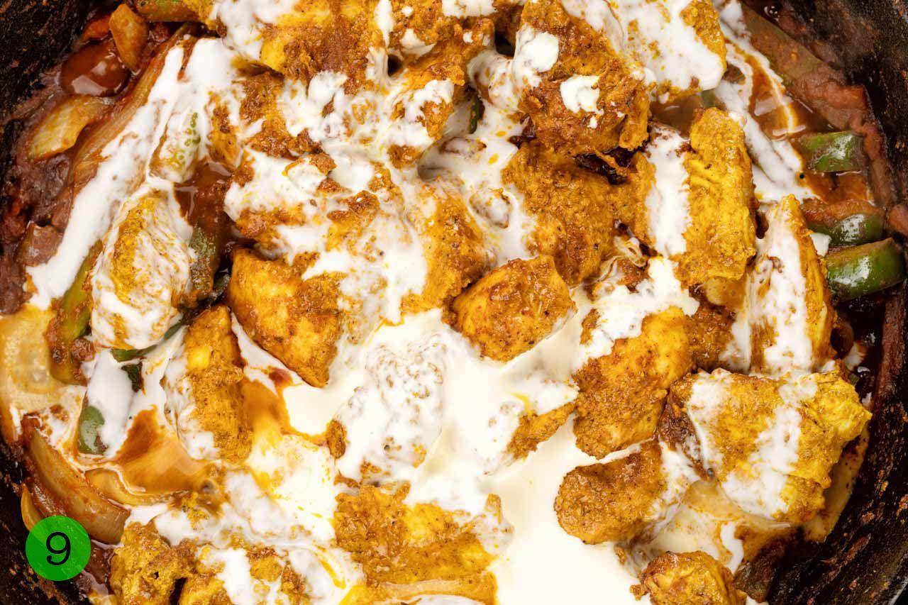 Chicken Tikka Masala Recipe step by step
