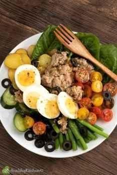 How to make Nicoise Salad Recipe