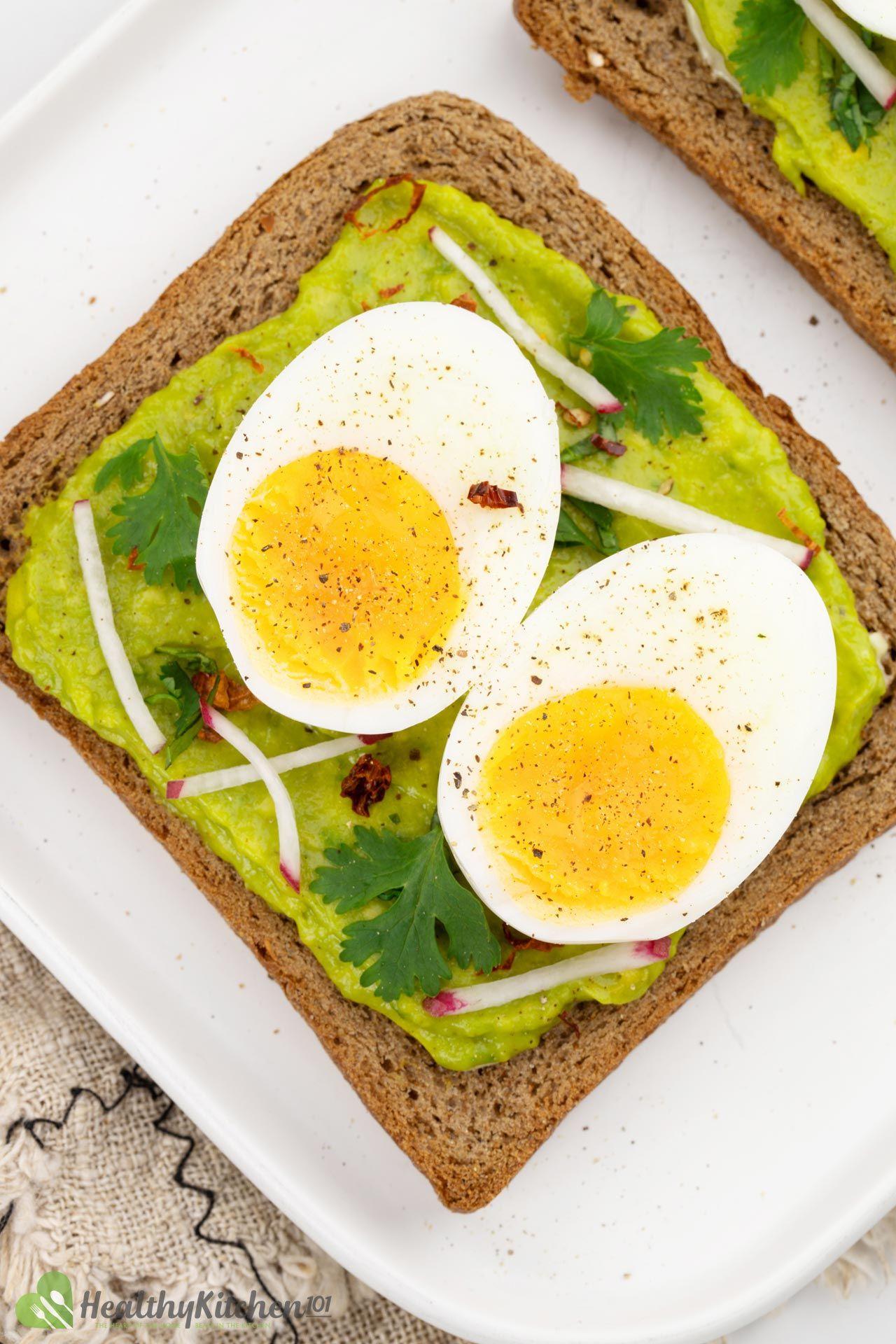 Healthy Avocado Toast Recipe