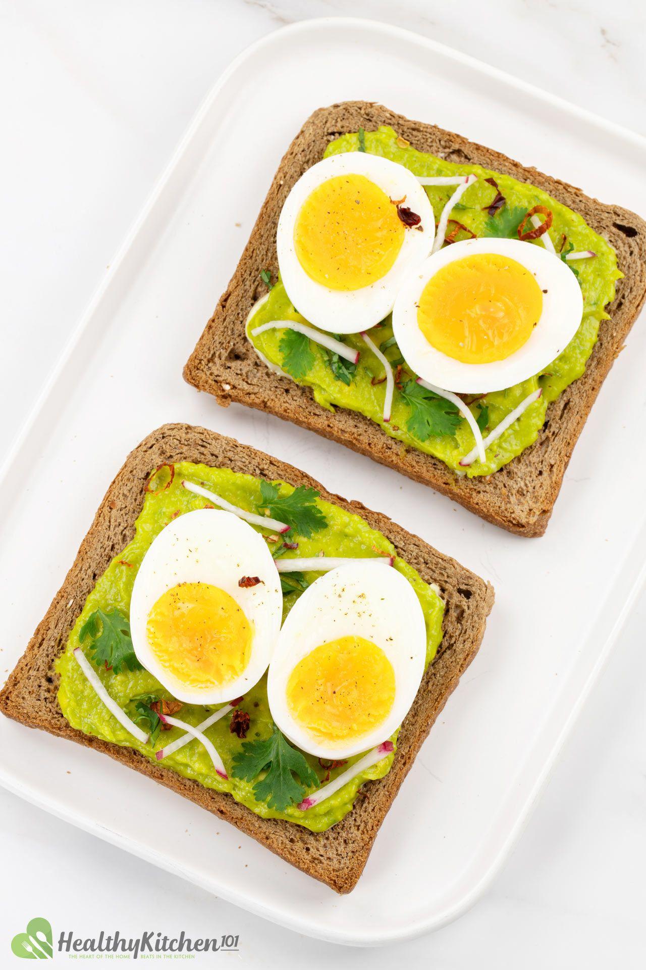 is Avocado Toast healthy