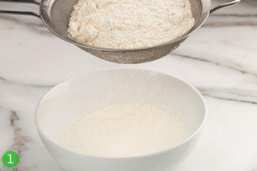 How to make Pancake Recipe step by step