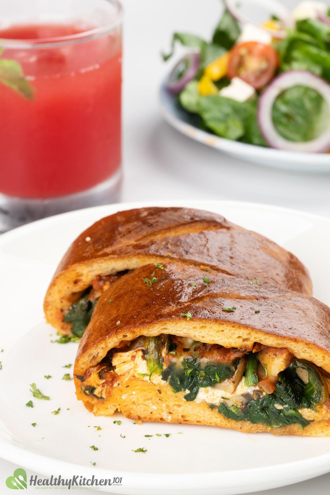 Homemade Stromboli Recipe