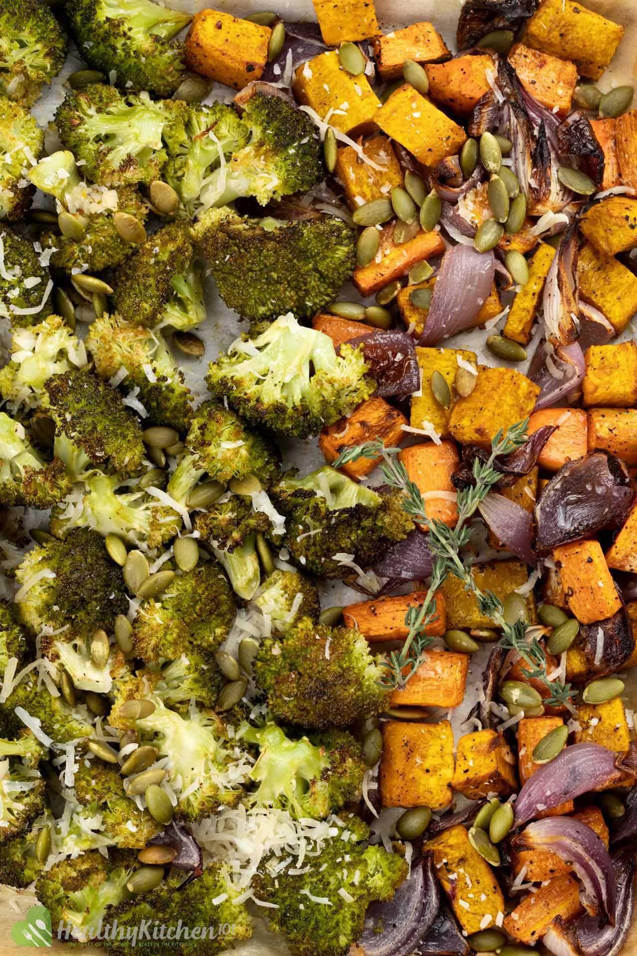 Is Roasted Broccoli healthy