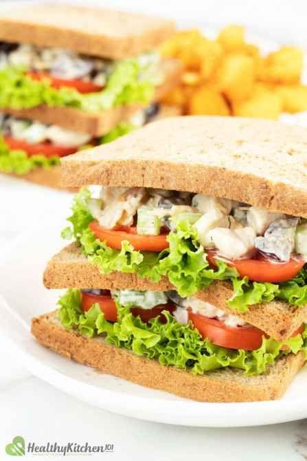 best chicken salad sandwich recipe