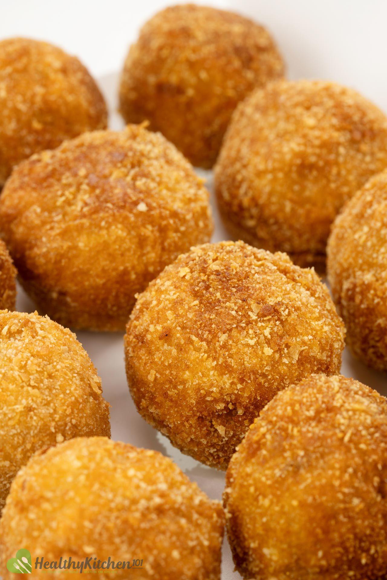 Arancini Recipe Rice balls