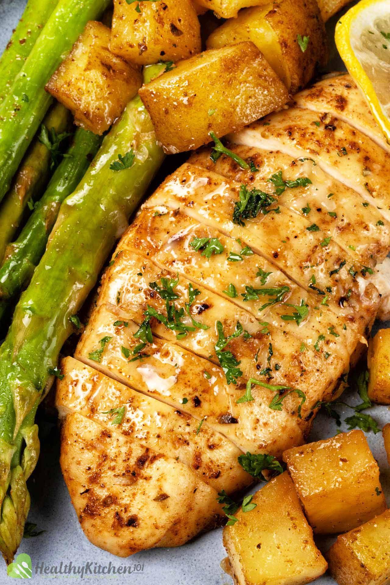 Healthy Baked Chicken Breast Recipe Healthy Recipes 101