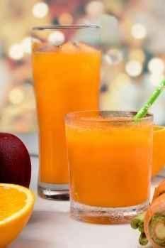Carrot Apple Juice Recipe