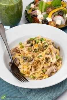 Tuna Noodle Casserole Recipe Healthykitchen101 3