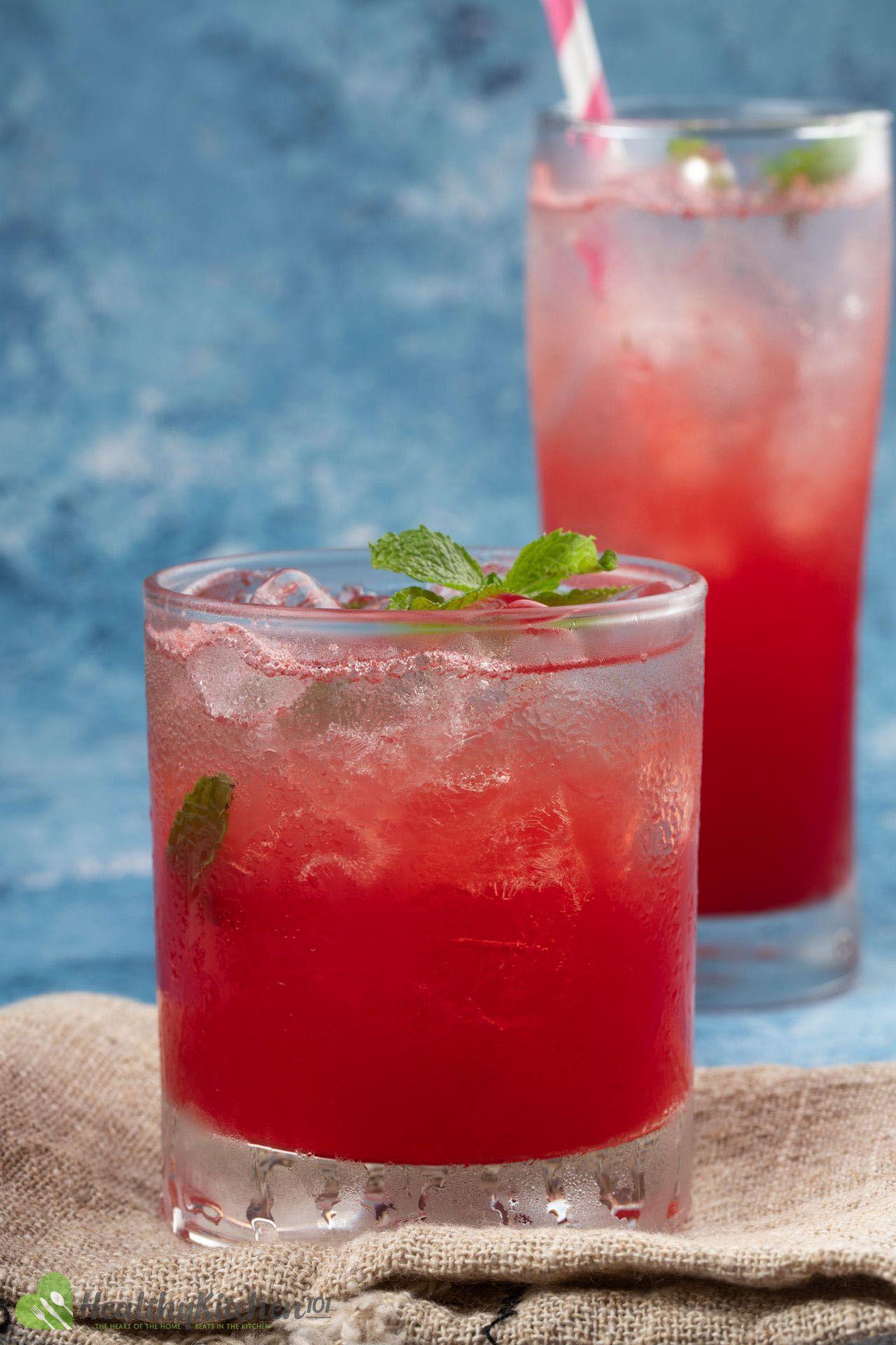 Homemade Watermelon Juice Recipe