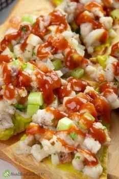 Healthy Ceviche Recipe