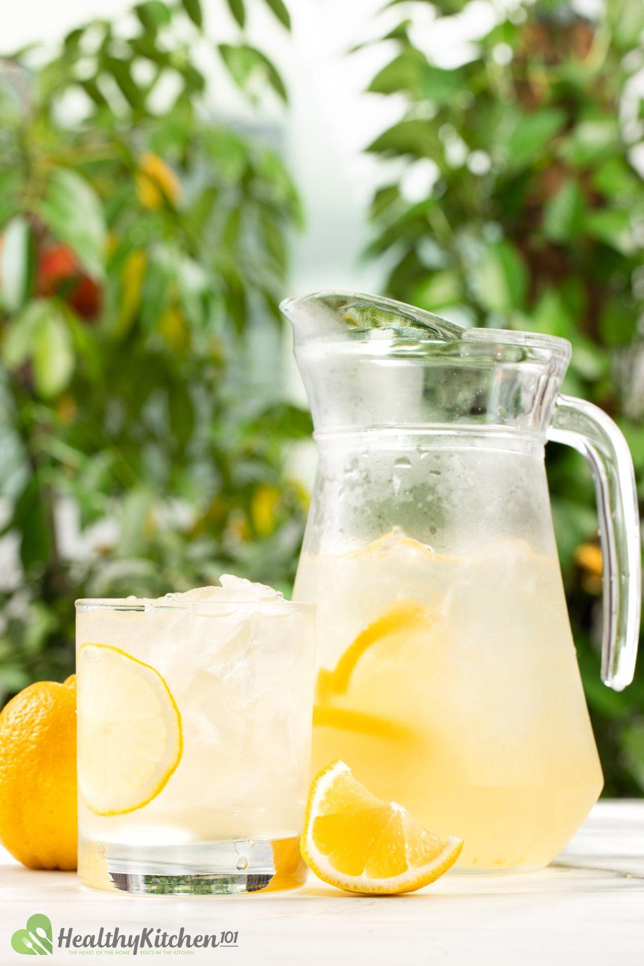 How to make homemade Lemonade Recipe