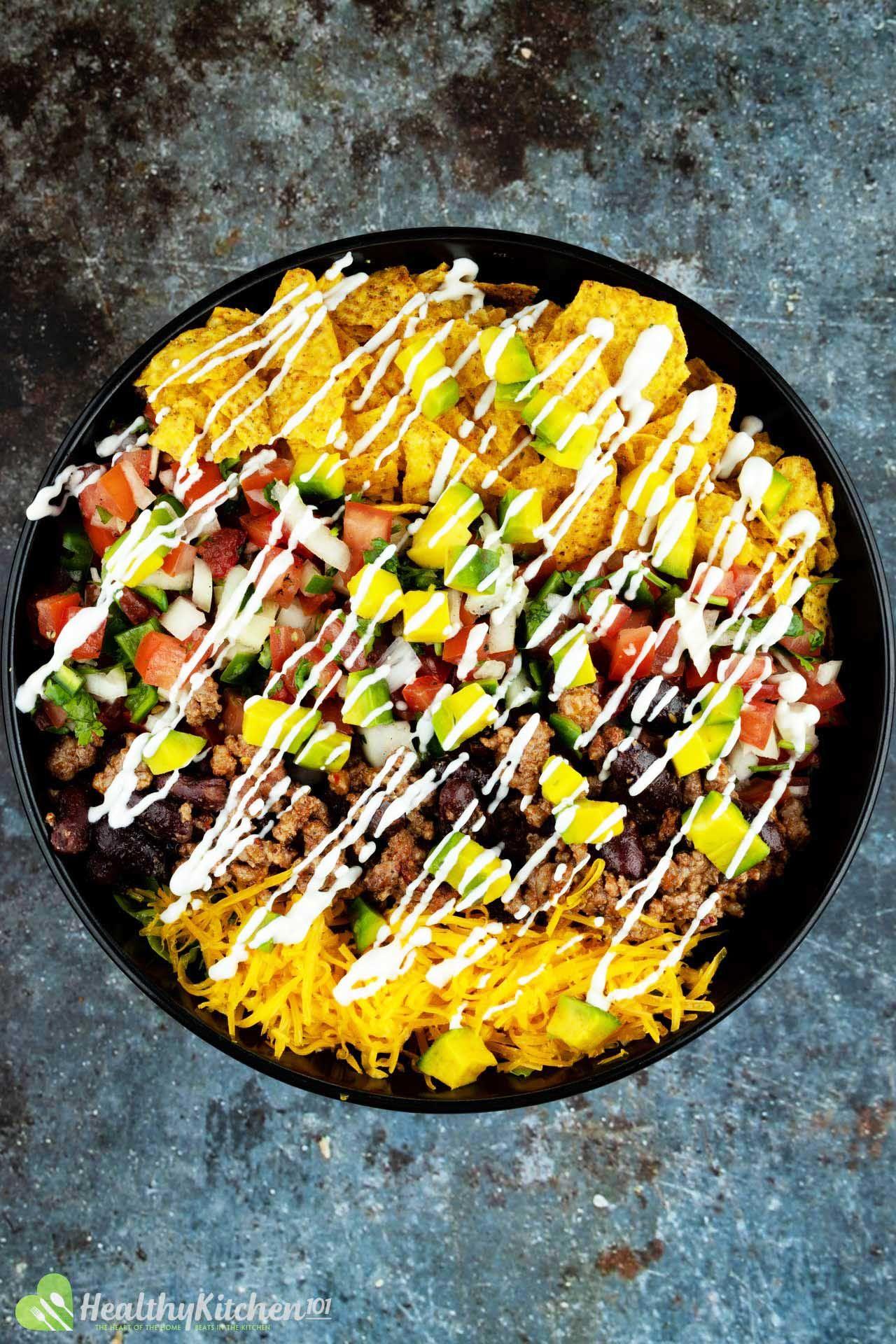How to make Taco Salad Recipe