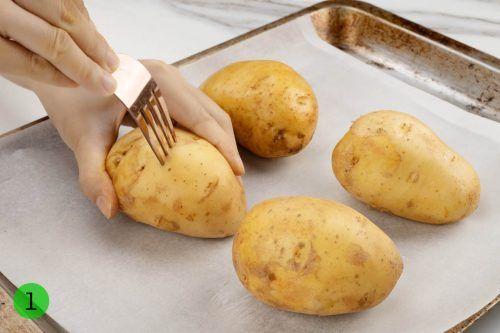 How to make Twice Baked Potatoes Recipe