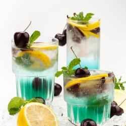 blue jungle juice