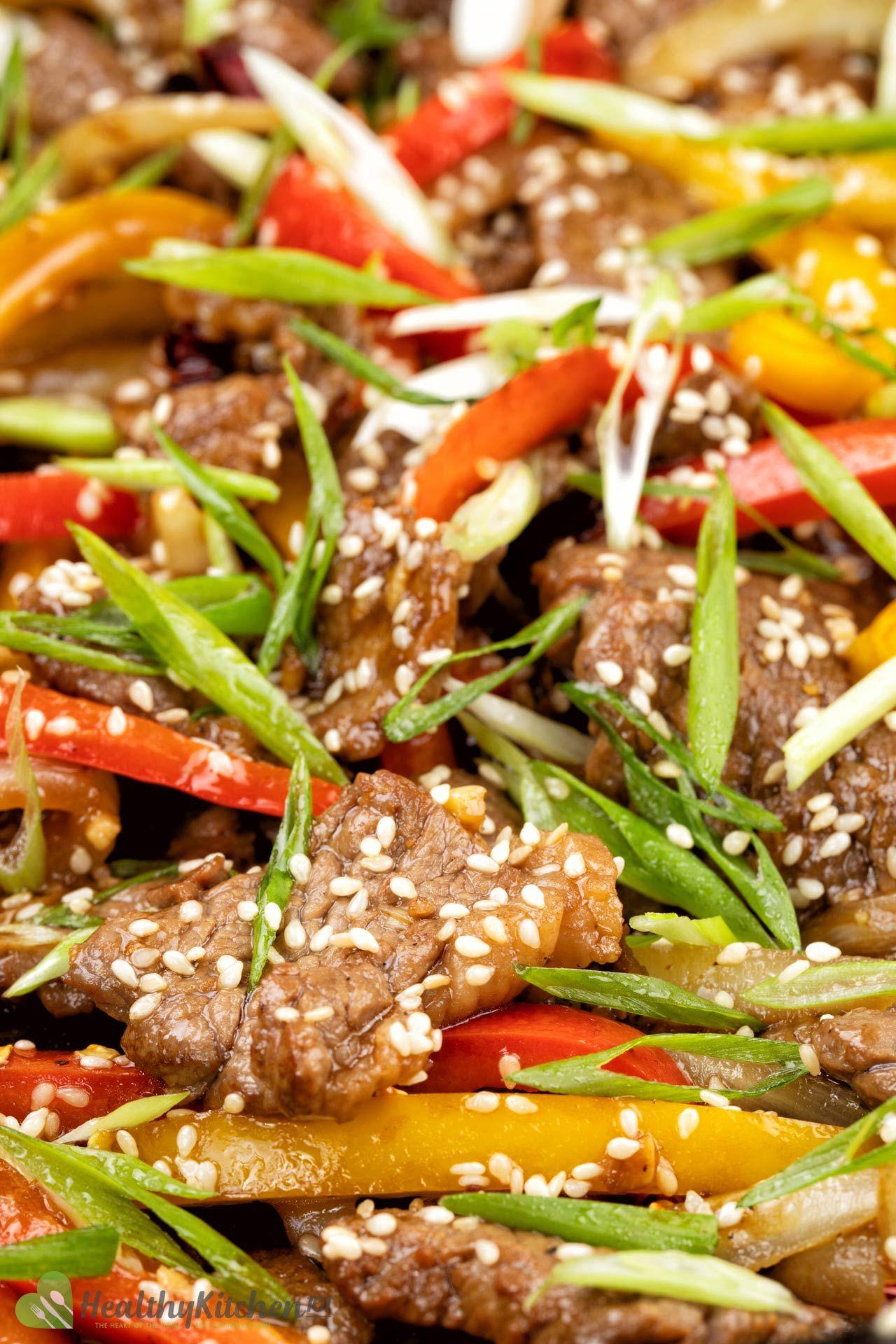 Homemade Pepper Steak Recipe Healthy Kitchen 101
