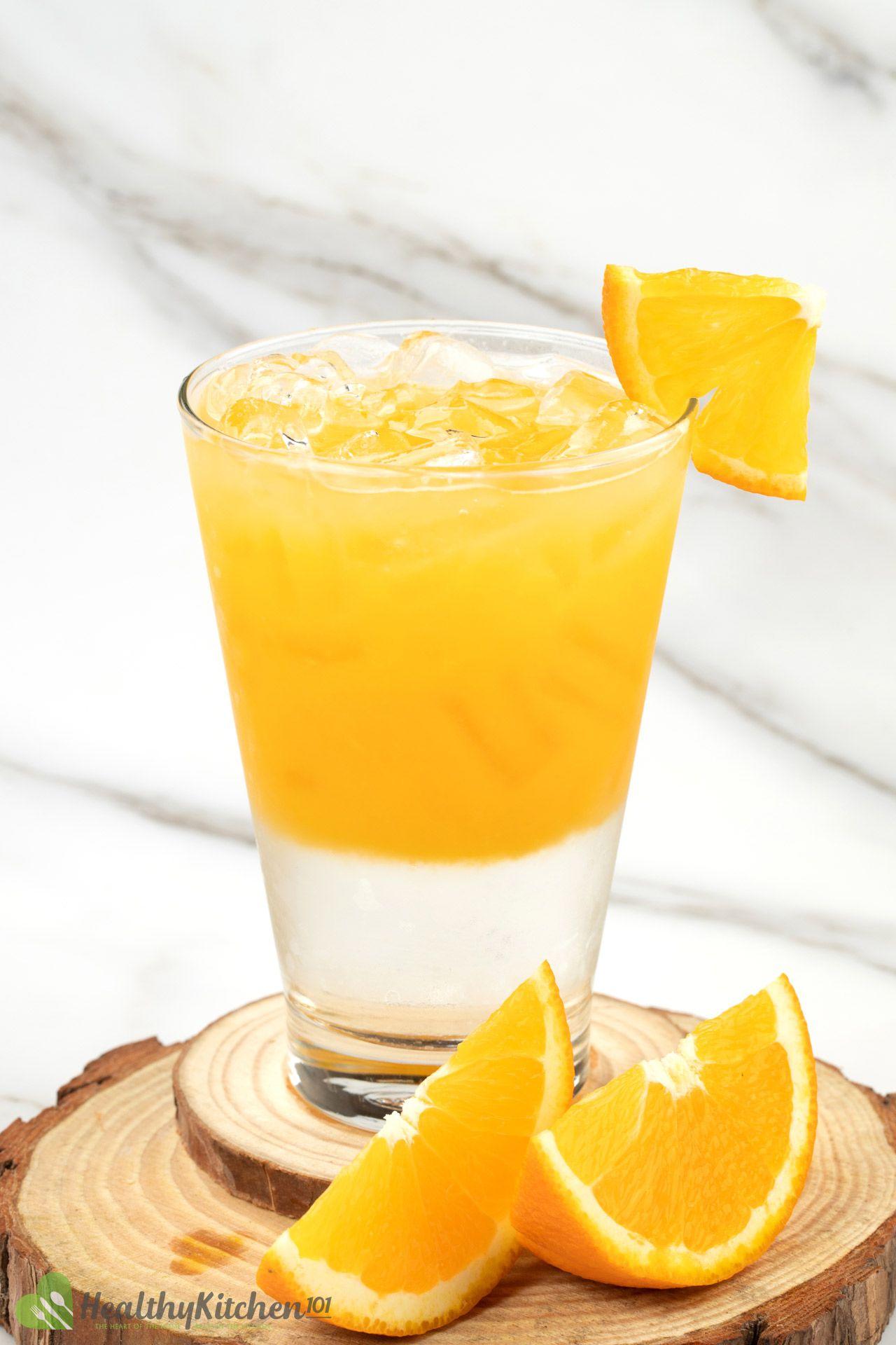 Orange Juice and Vodka Recipe