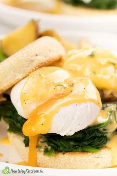 healthy Eggs Benedict Recipe