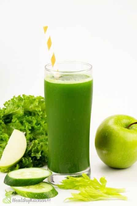 How Long Does Fresh Green Vegetable Juice Last