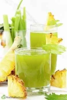 How long does Pineapple Celery Juice Juice last