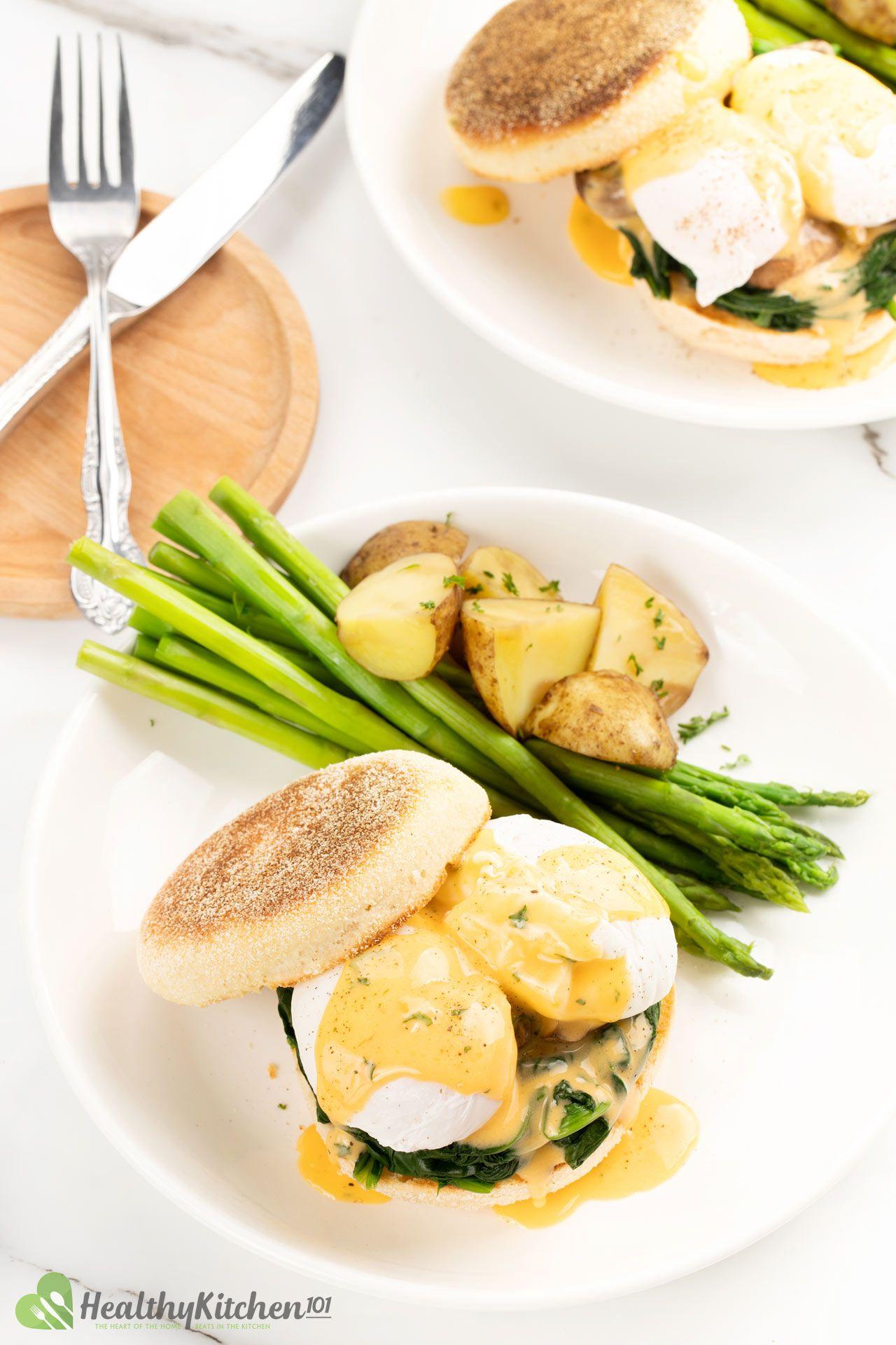 is Eggs Benedict Recipe healthy